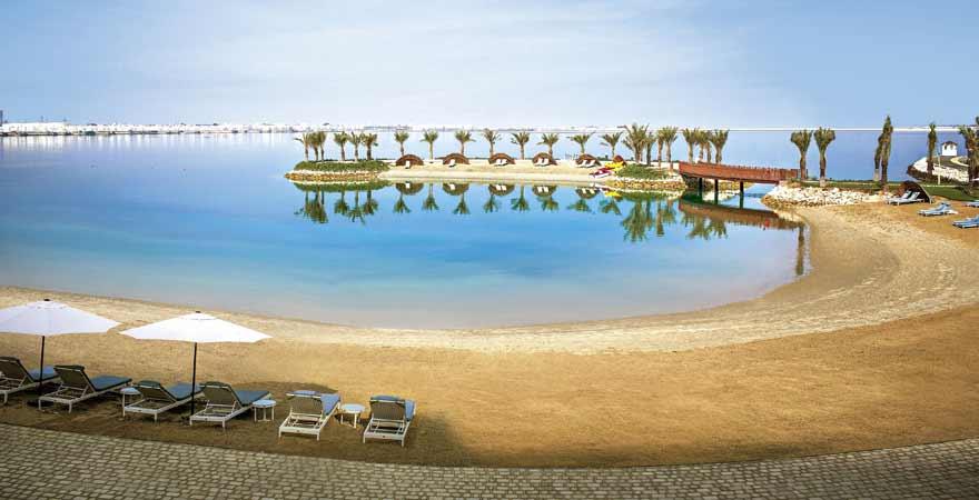 Art Rotana Amwaj Islands Strand In Bahrain