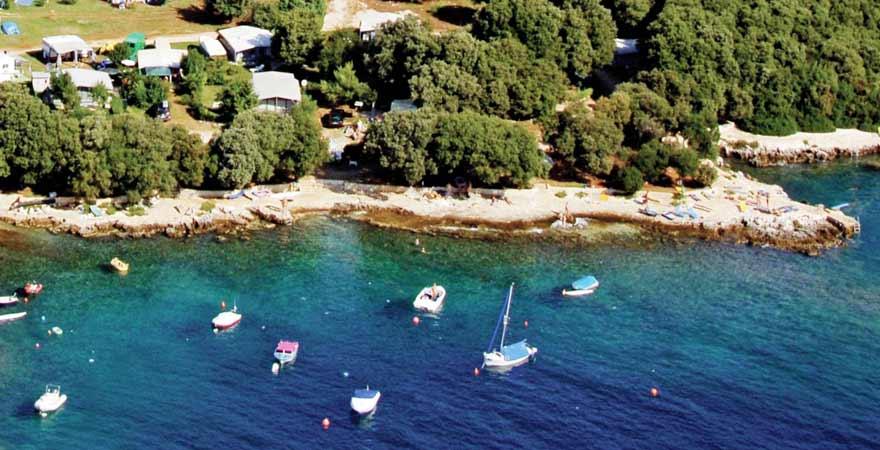 Die 5 besten Strände für einen FKK Urlaub in Kroatien