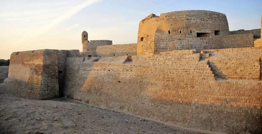 Qal'at-al-Bahrain in Bahrain