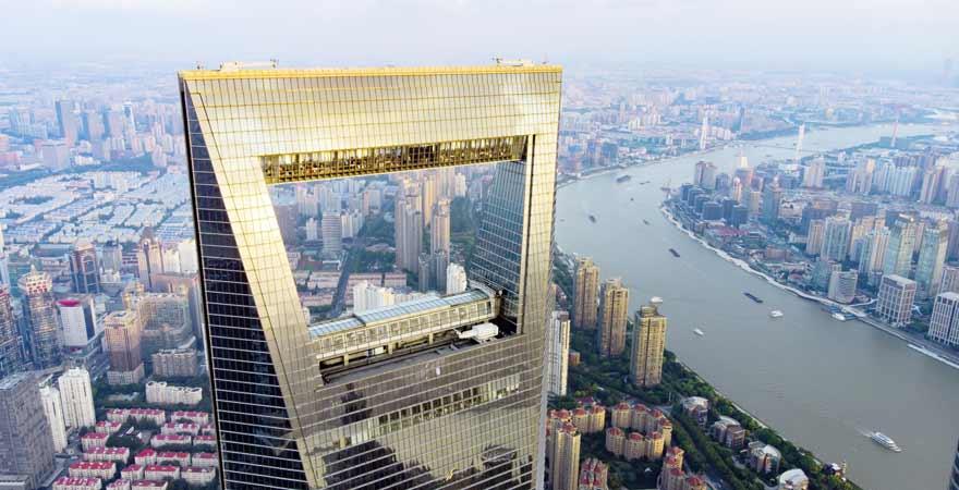 Shanghai in China