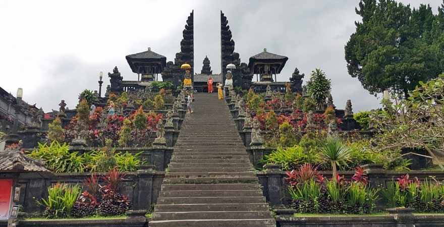Tirta Empul auf Bali