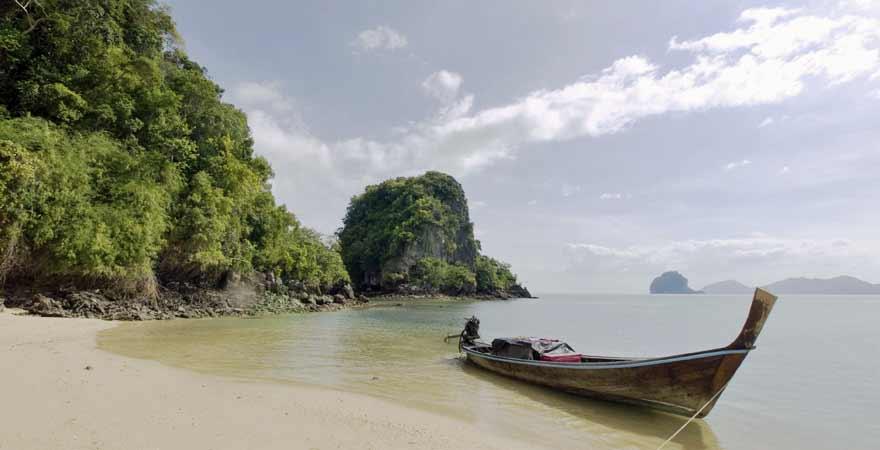 Koh Yao Yai auf Thailand