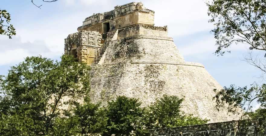 Palenque in Mexiko