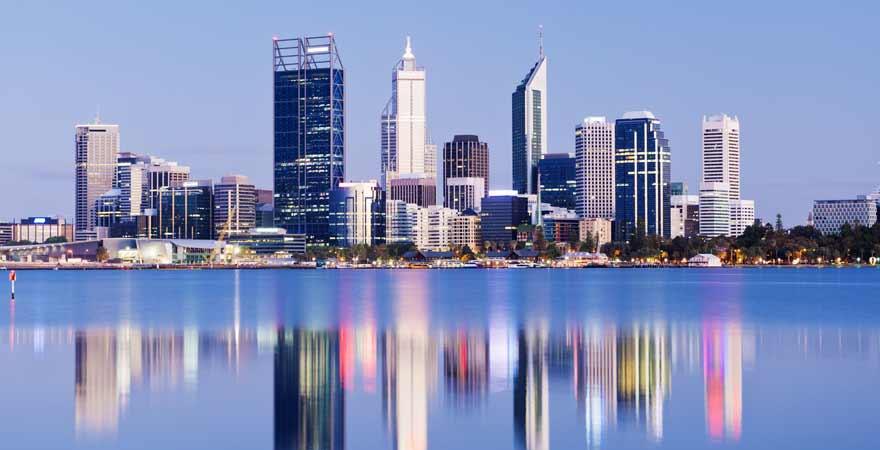 Perth in Australien