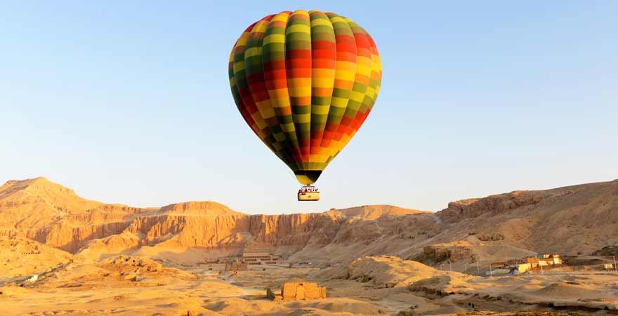 Tal-der Könige Theben West in Aegypten