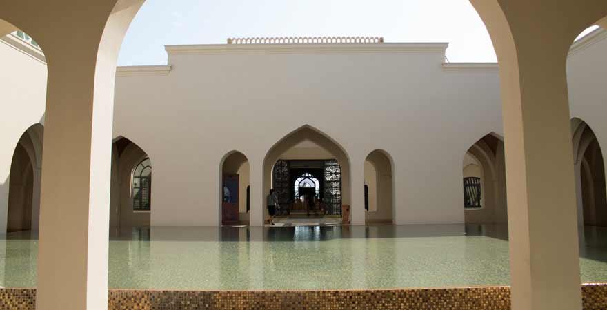 Hotel Salalah Rotana Resort im Oman