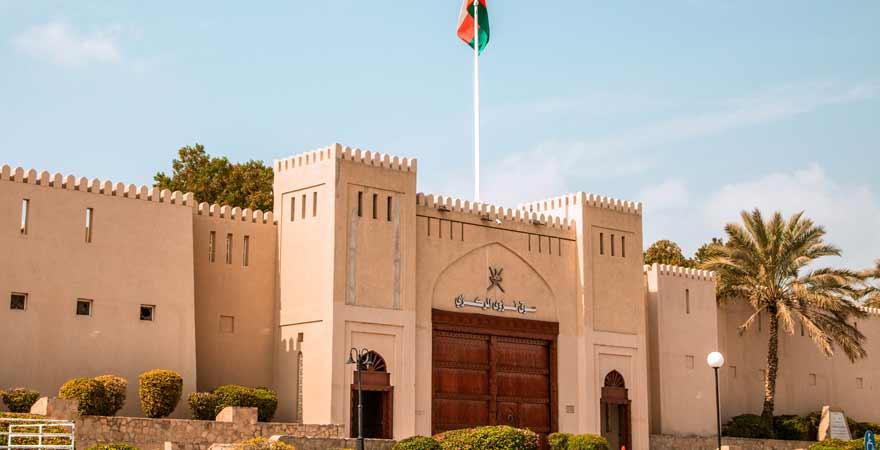 Nizwa im Oman