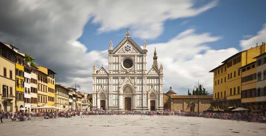 Basilica di Santa Croce in Italien