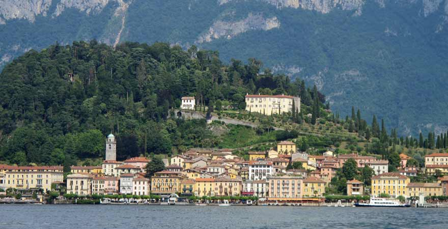 Bellagio in Italien
