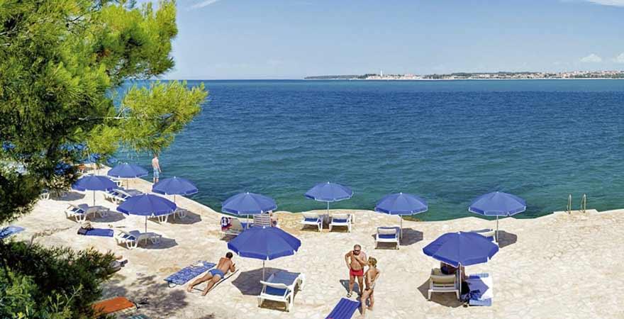 Lanterna Sunny Resort by Valamar in Kroatien