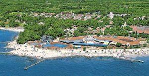 Strand Villas Rubin Resort in Kroatie