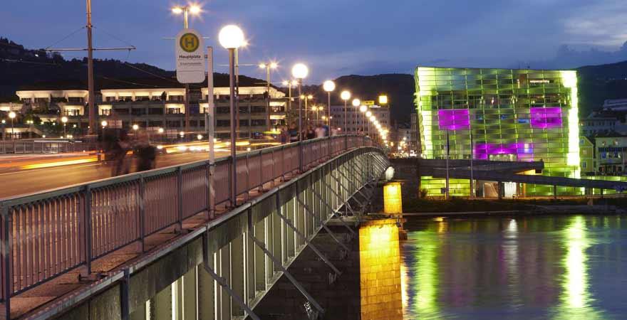 Ars Electronica in Linz in Österreich
