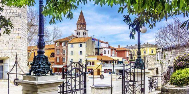 Die beliebtesten Sehenswürdigkeiten in Zadar: vom Römischen Forum bis hin zu Solarkunst