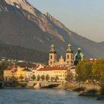 Innsbruck in Österreich