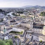 Salzburg in Österreich
