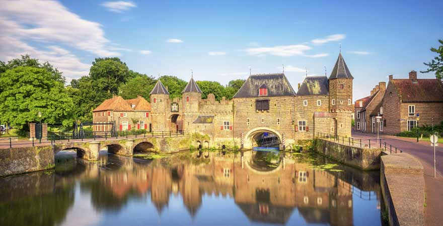 Amersfoort in den Niederlanden