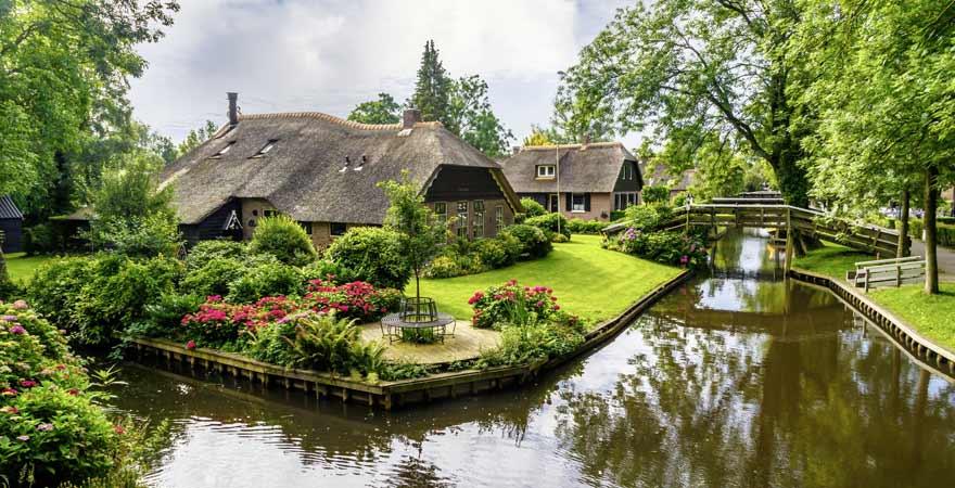 Griethoorn in den Niederlanden