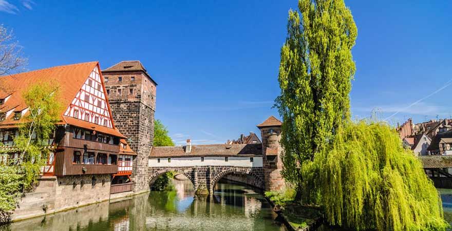 Henkerssteg in Nürnberg