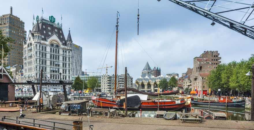 Maritiem Museum in Rotterdam in den Niederlanden