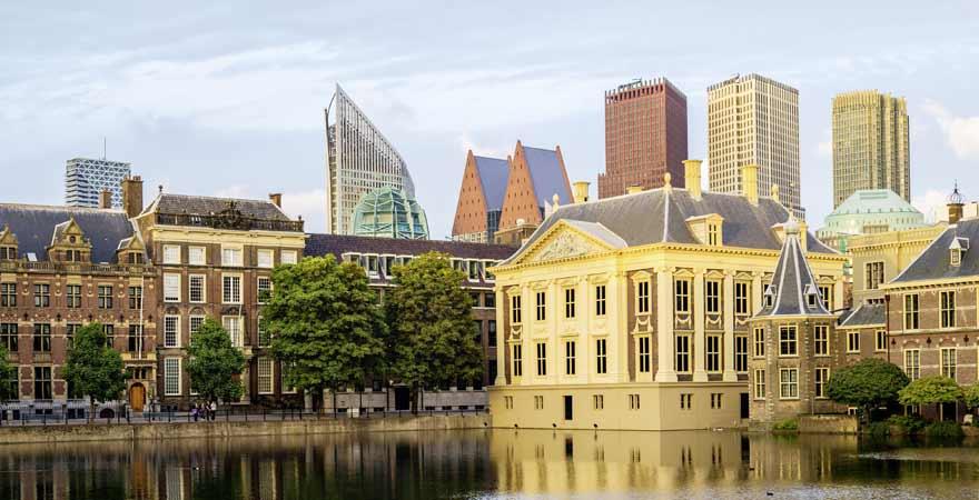 Mauritshuis in Den Haag in den Niederlanden