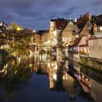 Nürnberg bei Nacht