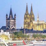 Köln mit Kölner Dom