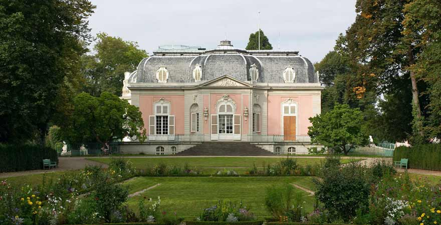 Schloss Benrath in Düsseldorf