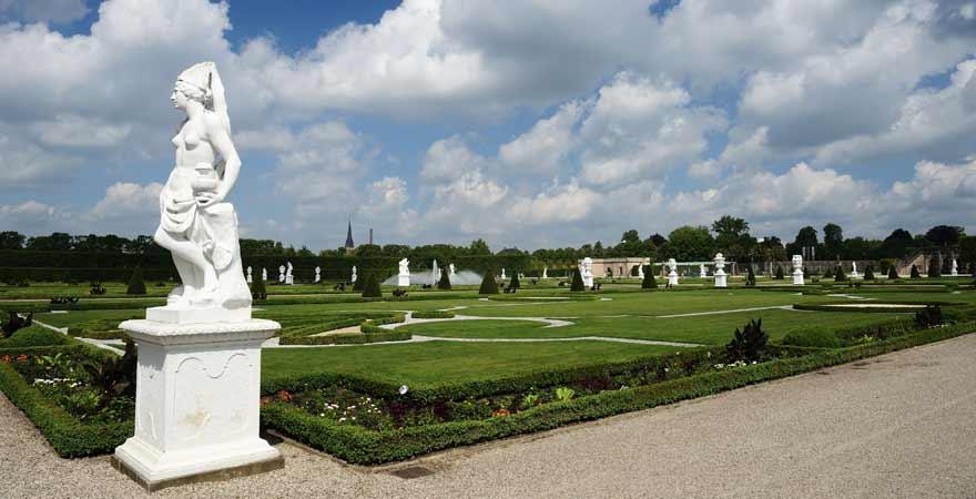 Garten von Herrenhausen in Hannover