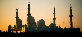 Die Scheich Zayid Moschee: Meisterwerk aus 1001 Nacht