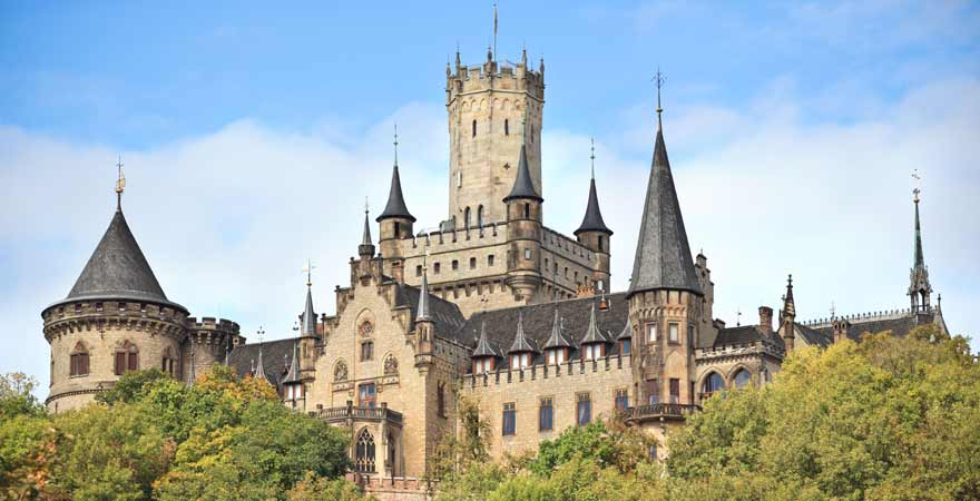 Schloss Marienburg in Hannover