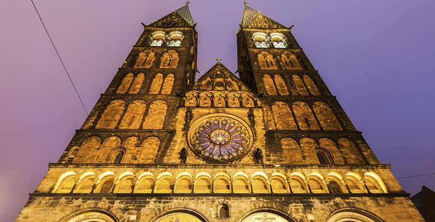 St Petri Dom in Bremen