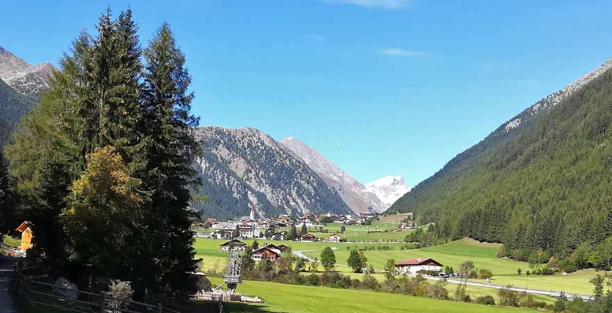 Vals in Südtirol
