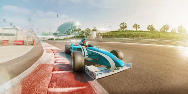 Yas Marina Circuit in Abu Dhabi – Ein rasantes Highlight