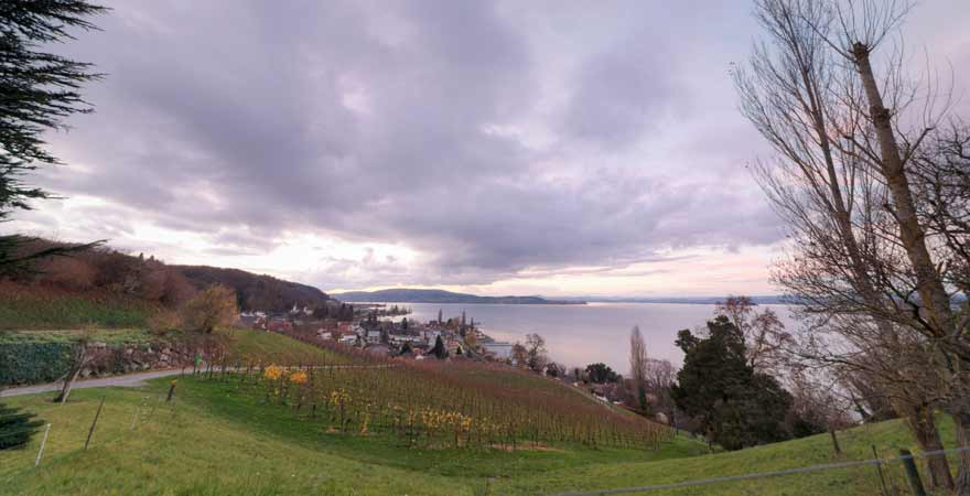 Arenenberg am Bodensee