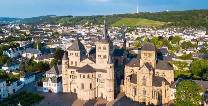 Dom und Liebfrauenkriche in Trier