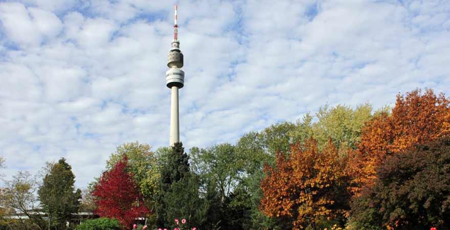 Floriansturm im Westfalenpark in Dortmund