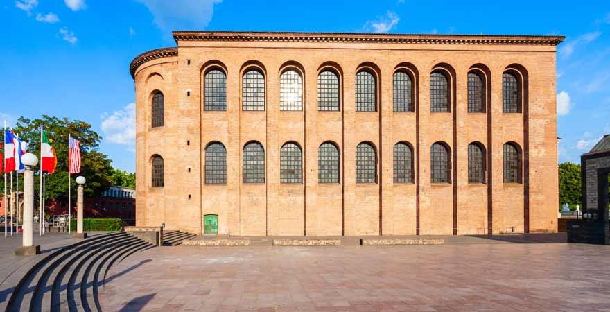 Konstantin Basilika in Trier