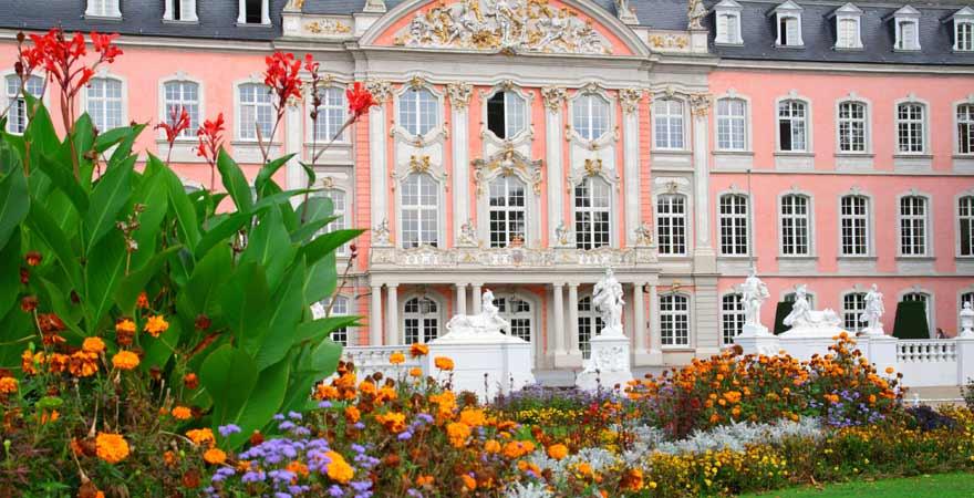 Kurfürstliches Palais in Trier
