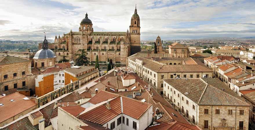 Salamanca in Spanien