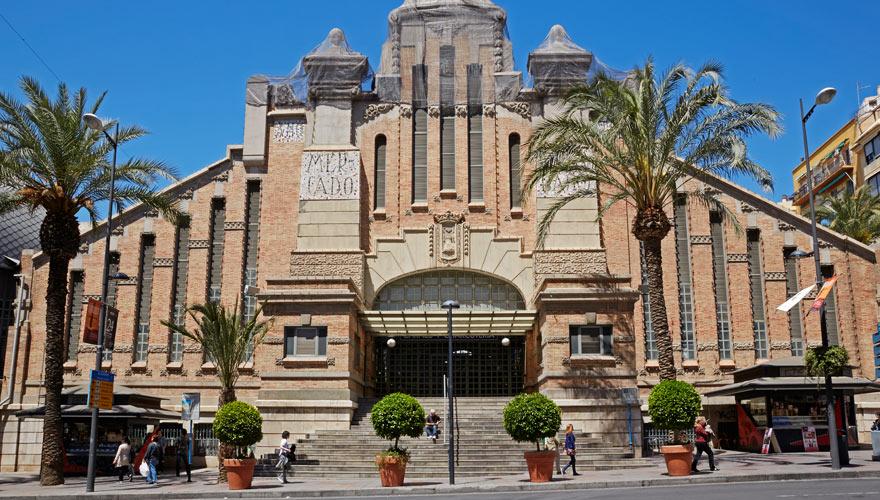 Mercado in Alicante