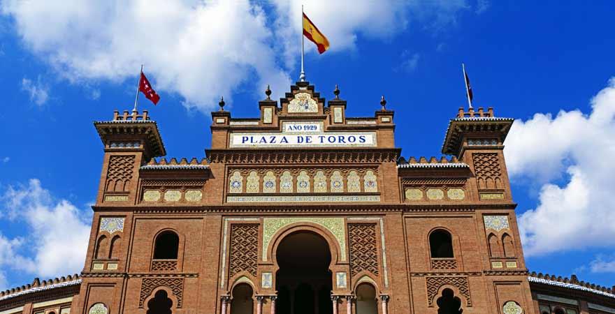 Plaza de Toros in Sevilla