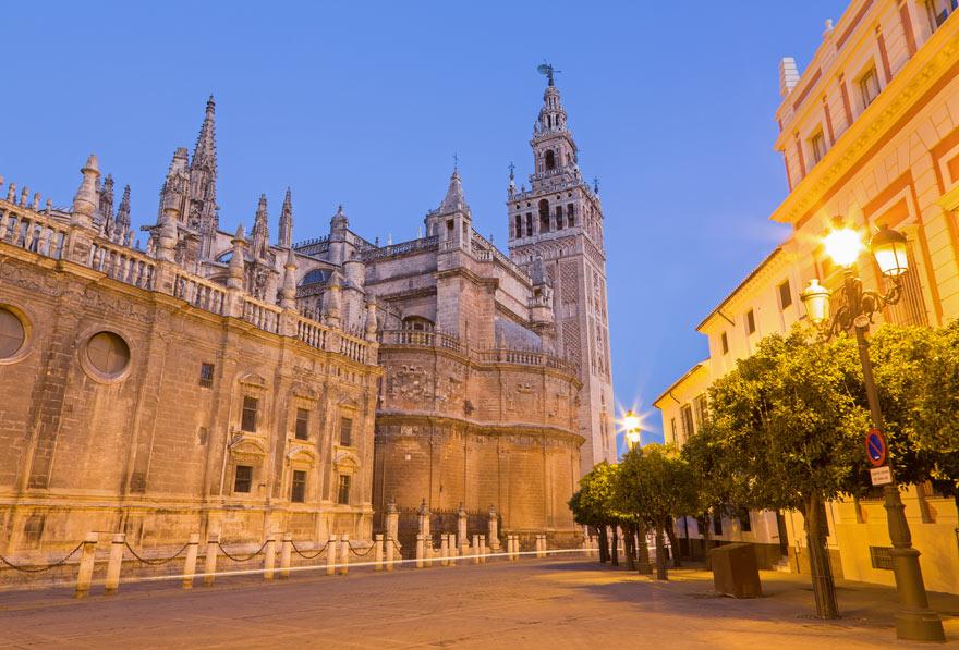 Kathedrale Maria de la Seda in Sevilla