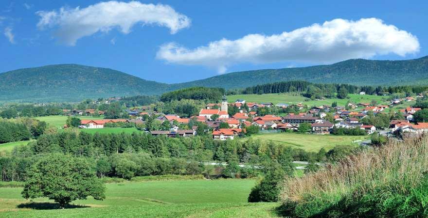 Dachselsried, bayrischer wald