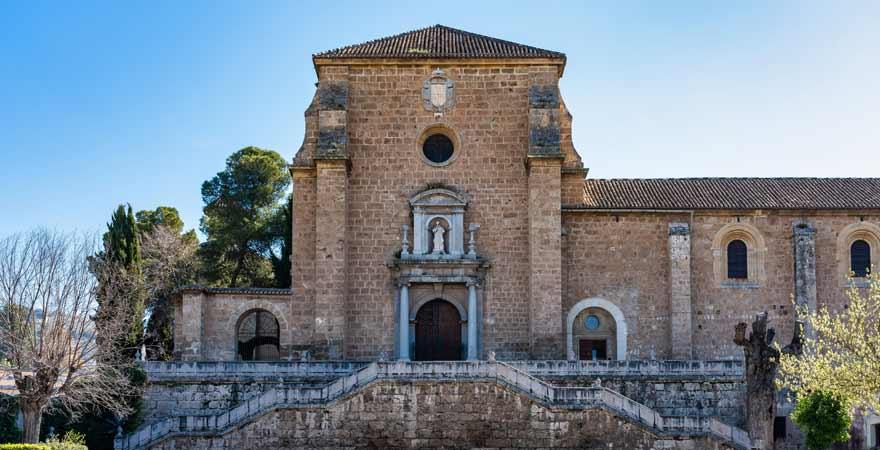 La Cartuja in Granada