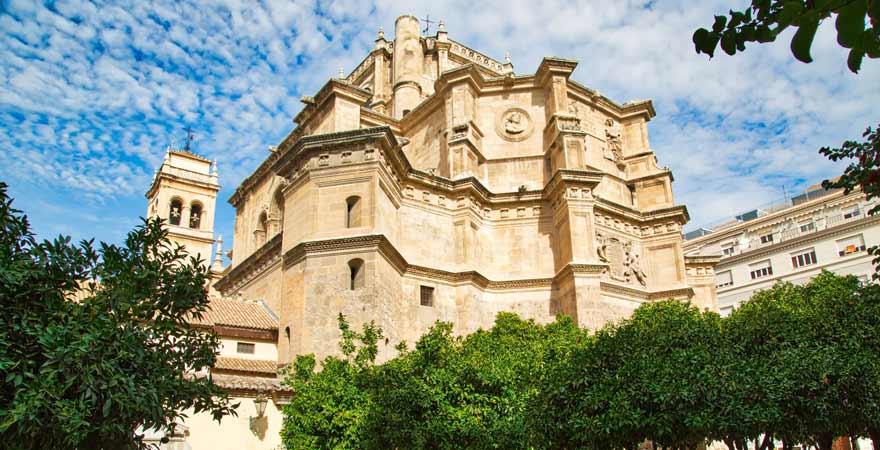 Monasterio de San Jeronimo in Granada