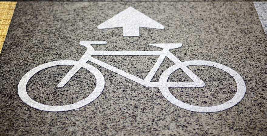 Ein guter Weg London kennzulernen ist das Fahrrad