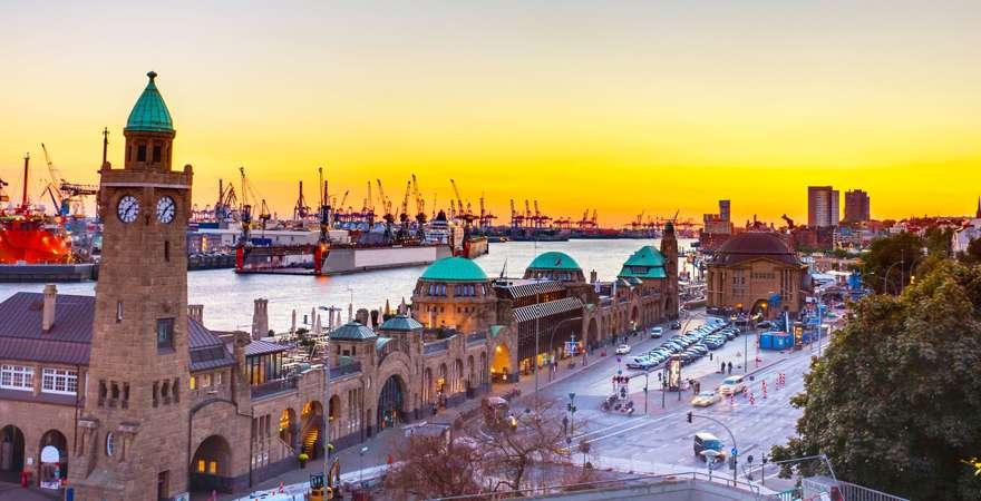 Hafen von Hamburg