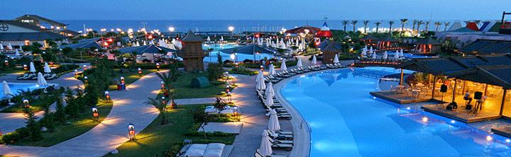 Limak Lara Deluxe, Antalya