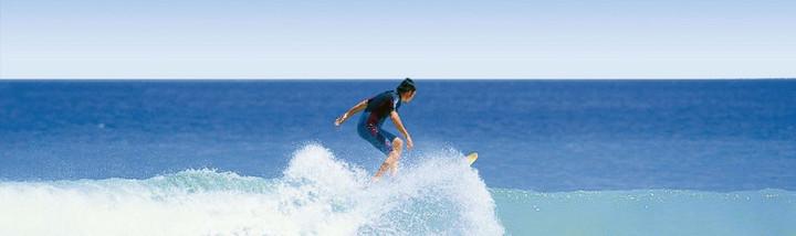 Surfen in Spanien und Portugal