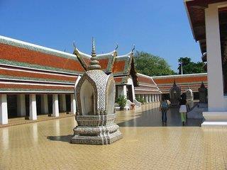 Ausflugspaket: Highlights um Bangkok